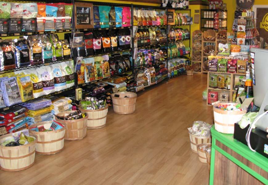 arredamenti negozi animali