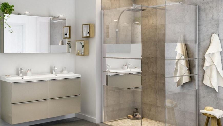 Materiali e colori per i mobili bagno milano